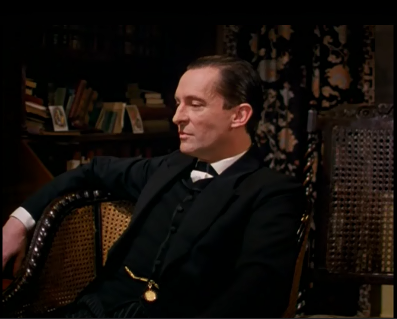 If I ever become a therapist, I want to be like Holmes.