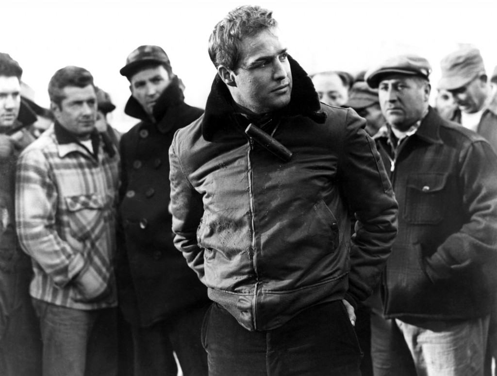 ON THE WATERFRONT, Marlon Brando, 1954